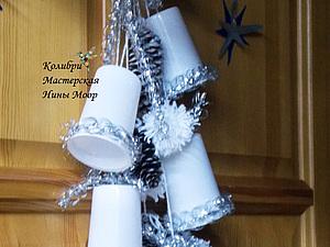 Новогодние колокольчики. Ярмарка Мастеров - ручная работа, handmade.