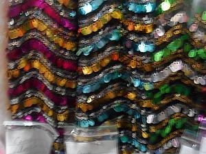 Ткань с паетками! Разнообразие вариантов для создания прекрасных нарядов для праздника и торжества! | Ярмарка Мастеров - ручная работа, handmade