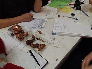 Прошел мастер-класс по гальванопластике | Ярмарка Мастеров - ручная работа, handmade