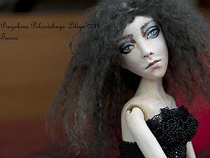 Новая шарнирная куколка Таисса | Ярмарка Мастеров - ручная работа, handmade
