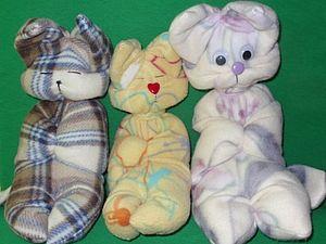 Игрушки-сплюшки-подушки | Ярмарка Мастеров - ручная работа, handmade