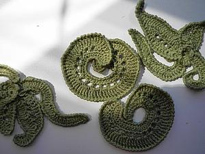 Ирландское кружево | Ярмарка Мастеров - ручная работа, handmade
