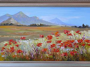 МК «Осенний букет» и «Пейзаж» | Ярмарка Мастеров - ручная работа, handmade
