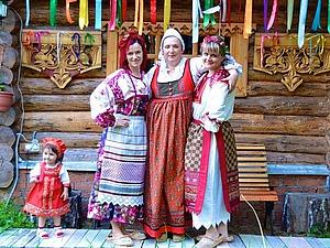 Сохраняя традиции: русские барышни | Ярмарка Мастеров - ручная работа, handmade