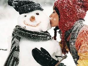 Кто такой снеговик, и каким его представляли до 20 века. Ярмарка Мастеров - ручная работа, handmade.