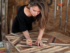 Деревянный дизайн от Ариэль Аляско — столяра и дизайнера мебели из Бруклина | Ярмарка Мастеров - ручная работа, handmade