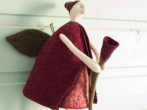 Цветочная феечка   Ярмарка Мастеров - ручная работа, handmade