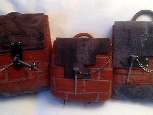 МК по валянию рюкзака Гвоздь Анна Кабанова | Ярмарка Мастеров - ручная работа, handmade