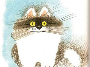 Характерные коты Чижикова и их потомки. Ярмарка Мастеров - ручная работа, handmade.