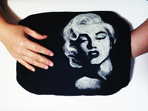 Знакомьтесь, моя капризная Мерлин Монро. | Ярмарка Мастеров - ручная работа, handmade