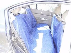 Автогамаки для перевозки собак в салоне автомобиля. | Ярмарка Мастеров - ручная работа, handmade