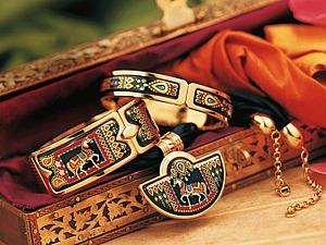 Frey Wille - эмаль драгоценнее бриллиантов | Ярмарка Мастеров - ручная работа, handmade