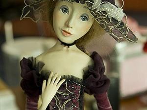 хобби-курс по созданию авторской куклы