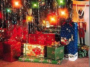 Обмен подарками под Новый Год :) | Ярмарка Мастеров - ручная работа, handmade