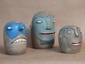 Про выходящее из ряда вон: современная керамика   Ярмарка Мастеров - ручная работа, handmade