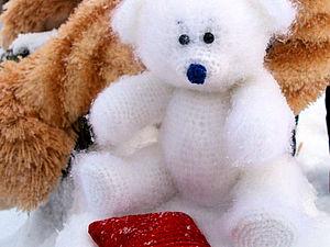 Медвежонок Алёша. Описание. | Ярмарка Мастеров - ручная работа, handmade