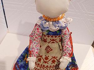 Почему народные куклы безликие. | Ярмарка Мастеров - ручная работа, handmade