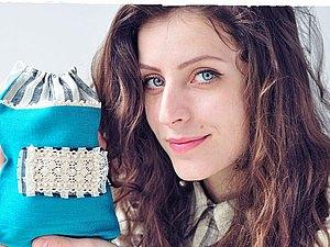 Шьем новогодний мешочек для подарка   Ярмарка Мастеров - ручная работа, handmade