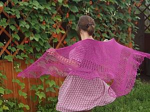 Снижаю цену на летнюю шаль  Rock Island! | Ярмарка Мастеров - ручная работа, handmade