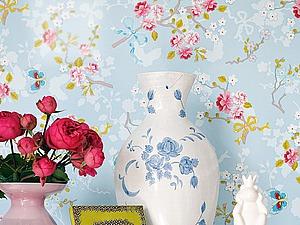 Floral Print, или Цветочный принт в интерьере | Ярмарка Мастеров - ручная работа, handmade