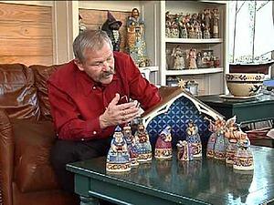 Jim Shore и его прекрасные ангелы. Ярмарка Мастеров - ручная работа, handmade.