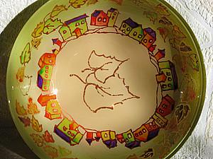 Роспись по стеклу | Ярмарка Мастеров - ручная работа, handmade