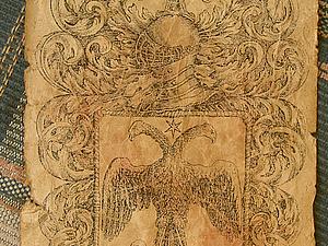 Делаем старинные рыцарские гравюры | Ярмарка Мастеров - ручная работа, handmade