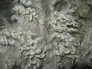 Общая информация о флисе алтайских овец, и о том, как готовить его к работе.   Ярмарка Мастеров - ручная работа, handmade