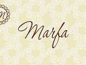 Марфа | Ярмарка Мастеров - ручная работа, handmade