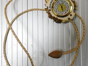 Процесс изготовления кулона с часами из лосиного рога (мастер-класс). Ярмарка Мастеров - ручная работа, handmade.