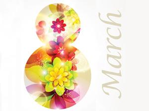 С 8 марта, дорогие рукодельницы! Праздничные акварели | Ярмарка Мастеров - ручная работа, handmade