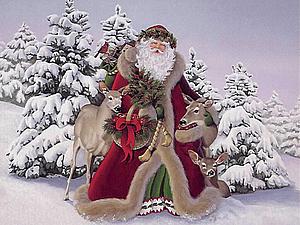Скоро-скоро Новый Год! | Ярмарка Мастеров - ручная работа, handmade