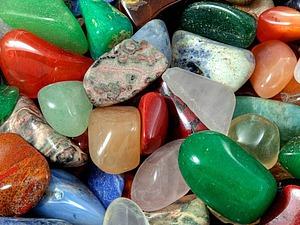 Основные причины появления окраски у минералов. Часть 1. Ярмарка Мастеров - ручная работа, handmade.