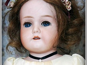 Антикварная кукла! Анонс!   Ярмарка Мастеров - ручная работа, handmade