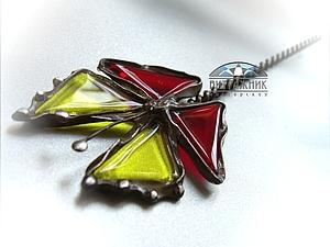 Новая палитра цветов стекла для бабочек! | Ярмарка Мастеров - ручная работа, handmade