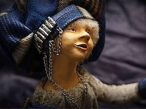 История Егорки - или от художника до скульптора за три дня.   Ярмарка Мастеров - ручная работа, handmade