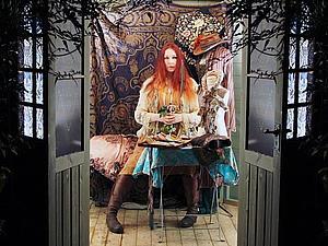 Невероятная вышивка Michele Carragher | Ярмарка Мастеров - ручная работа, handmade