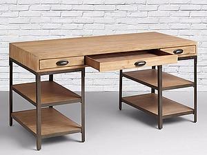 Письменный стол со скидкой 15%   Ярмарка Мастеров - ручная работа, handmade