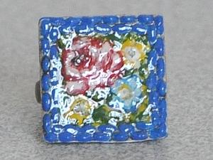 Видео мастер-класс «Пуантилизм, или Флорентийская мозаика». Ярмарка Мастеров - ручная работа, handmade.