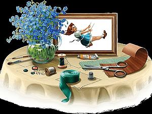 Атмосфера Творчества на Тишинке | Ярмарка Мастеров - ручная работа, handmade