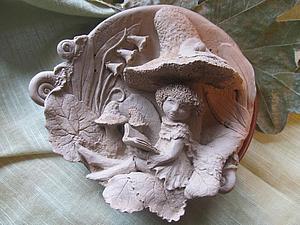 Как рождаются эльфы | Ярмарка Мастеров - ручная работа, handmade