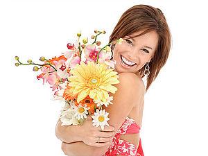 Дарите женщинам цветы.... | Ярмарка Мастеров - ручная работа, handmade