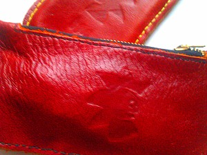 Тиснение логотипа на кожаных изделиях без специального клише. Ярмарка Мастеров - ручная работа, handmade.