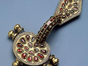 Галерея драгоценностей. Часть 3: золото гуннов. Ярмарка Мастеров - ручная работа, handmade.