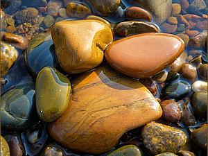 Камень на шею? Размышления у реки на ювелирную тему   Ярмарка Мастеров - ручная работа, handmade