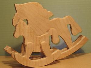 Заготовка -  лошадка-качалка! | Ярмарка Мастеров - ручная работа, handmade