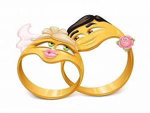 Обручальное кольцо — непростое украшенье   Ярмарка Мастеров - ручная работа, handmade