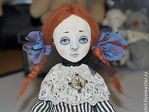 Будуарная кукла | Ярмарка Мастеров - ручная работа, handmade