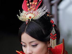 Украшения для причесок в Китае: от древности к современности. Ярмарка Мастеров - ручная работа, handmade.