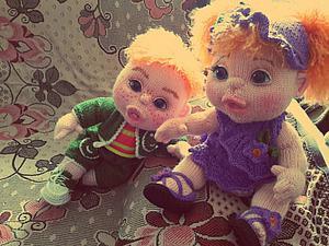 кукла- ребёнок Часть 1 | Ярмарка Мастеров - ручная работа, handmade